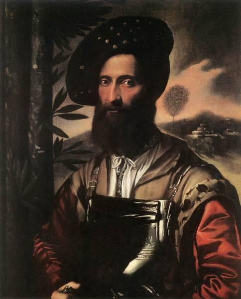 Portrait of a Warrior